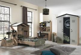 Camp dormitor tineret